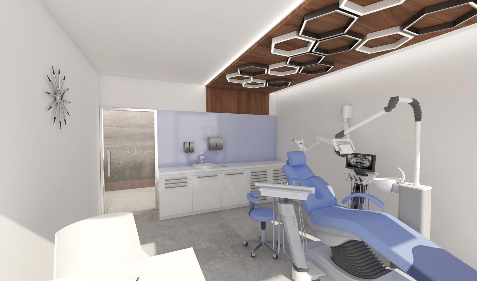 Nowoczesny gabinet stomatologiczny