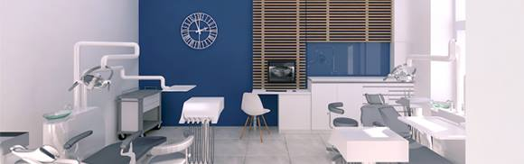 Ostatni projekt gabinet stomatologiczny Gdynia
